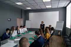 Заседание детского общественного совета при Уполномоченном по правам ребенка в Республике Хакасия